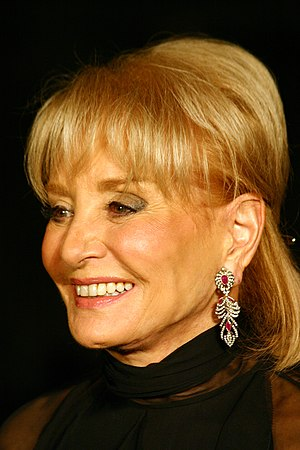Barbara Walters at Ralph Lauren's 40th Anniver...