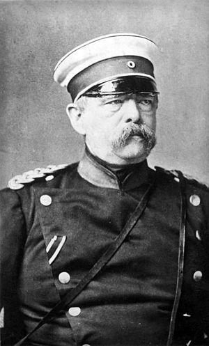 Bismarck ca. 1875.