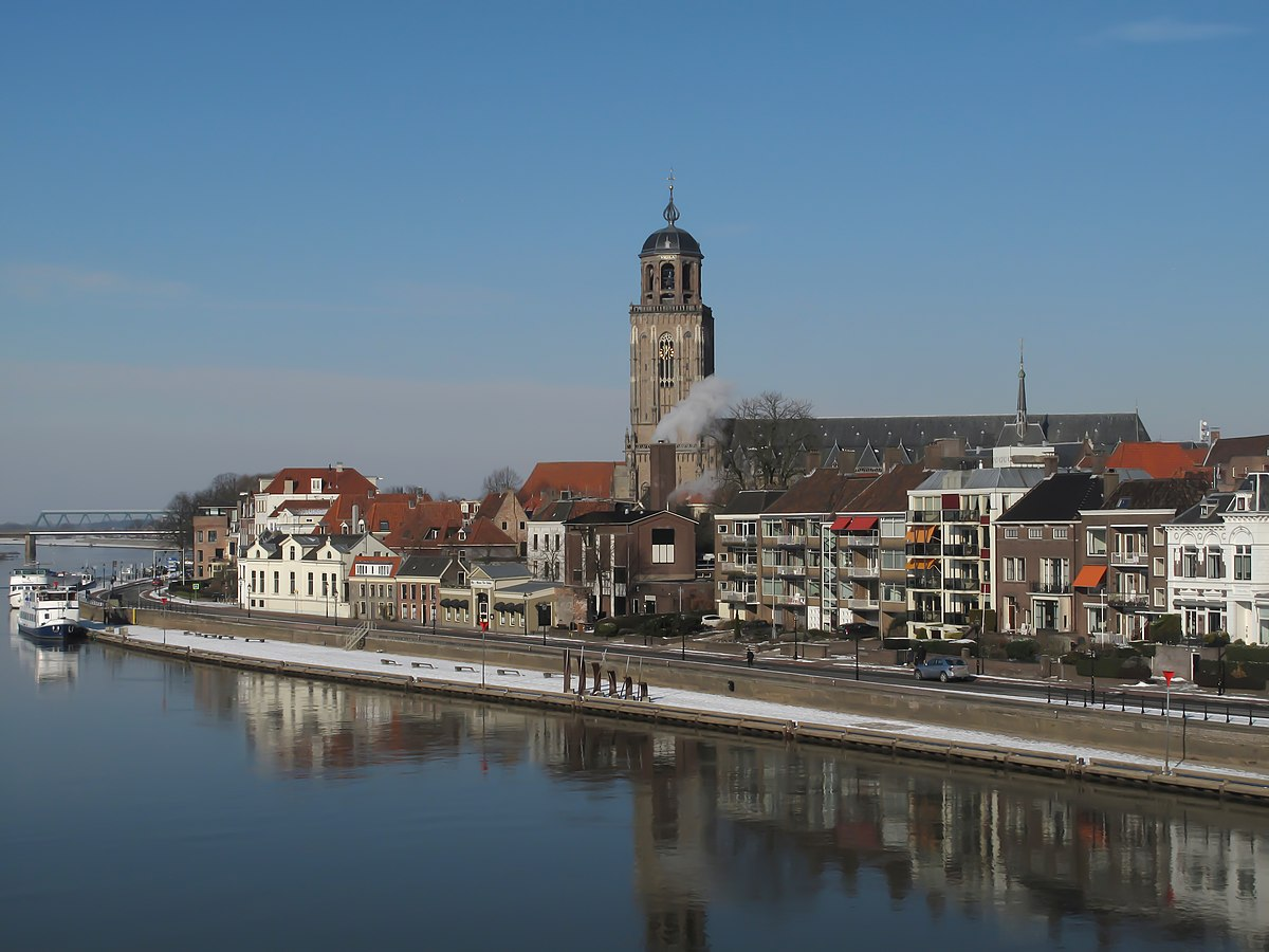 Deventer Travel Guide At Wikivoyage