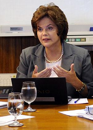 Brasília - A ministra da Casa Civil, Dilma Rou...