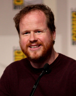 Joss Whedon at the 2009 Comic Con in San Diego.
