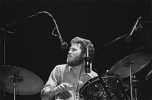 The Band at the Santa Cruz Civic Auditorium 1976