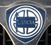 1974 Lancia logo