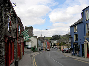 Macroom, County Cork, Republic of Ireland.