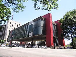 Museu de Arte de São Paulo(MASP)