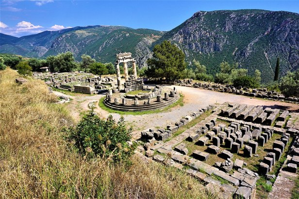 Sanctuary of Athena Pronaia by Joy of Museums