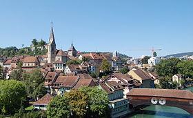 Die Badener Altstadt