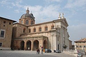 Urbino, Marche, Italia