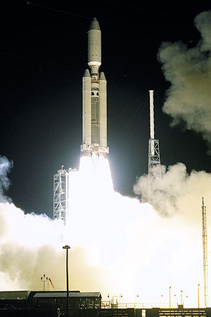 Cassini–Huygens spacecraft launch by the 45th ...