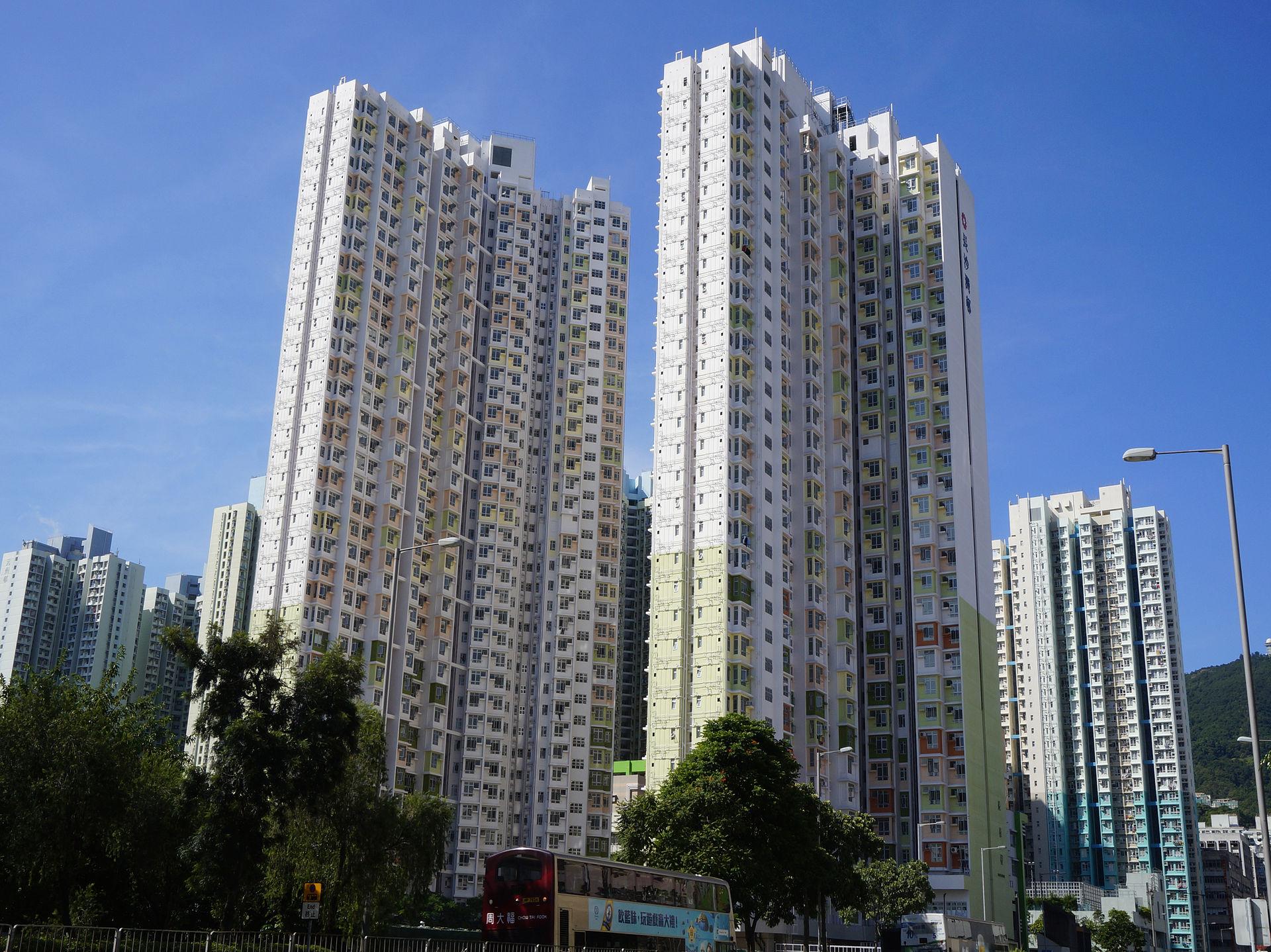 Public housing estates in Cheung Sha Wan - Wikipedia
