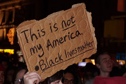 Ferguson Protest, NYC 25th Nov 2014 (15693825550)