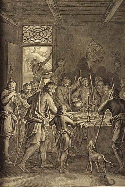 File:Figures The Israelites Eat the Passover.jpg