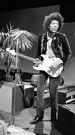 English: Jimi Hendrix performs for Dutch telev...