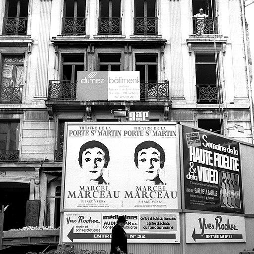 Marcel Marceau Paris