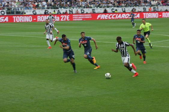 Juventus Napoli Diretta Streaming