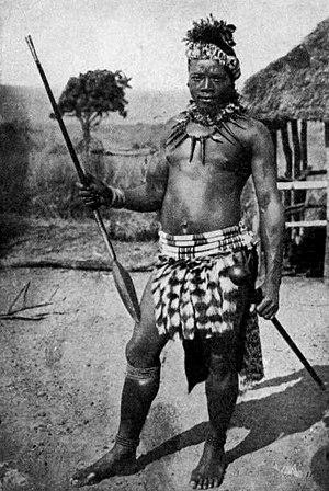 """""""Zulu warrior"""""""
