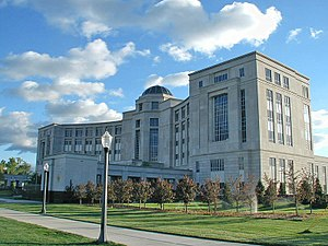 English: Michigan Hall of Justice Category:Ima...