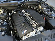 BMW S54 – Wikipedia