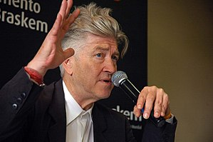 English: David Lynch, photographed on 10 Augus...
