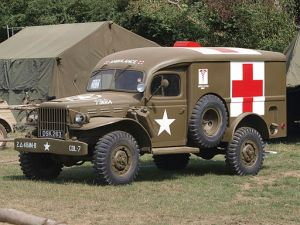 Dodge WC54 Field Ambulance (1943) (owner Glen Rummery) pic4