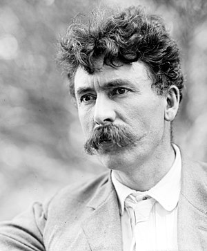 Ernest Thompson Seton (1860-1946), founder of ...
