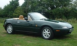 1990 Eunos Roadster v-spec 1.6