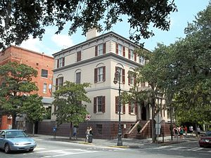 : Juliette Gordon Low Historic District: Wayne...