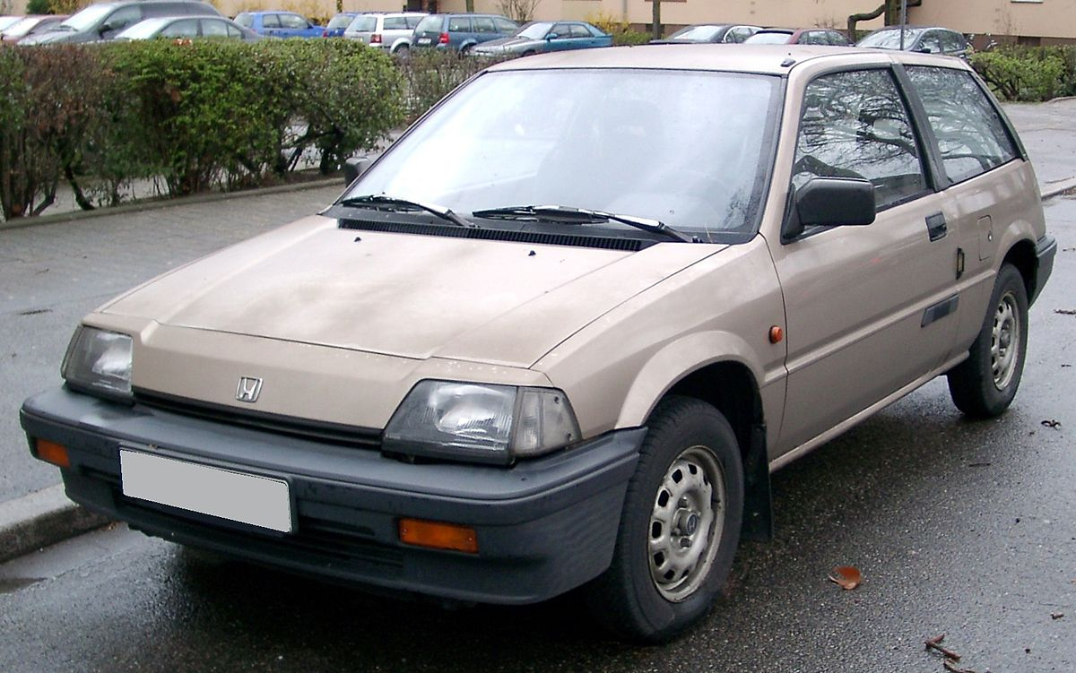 Honda Civic 1983 Wikipedia