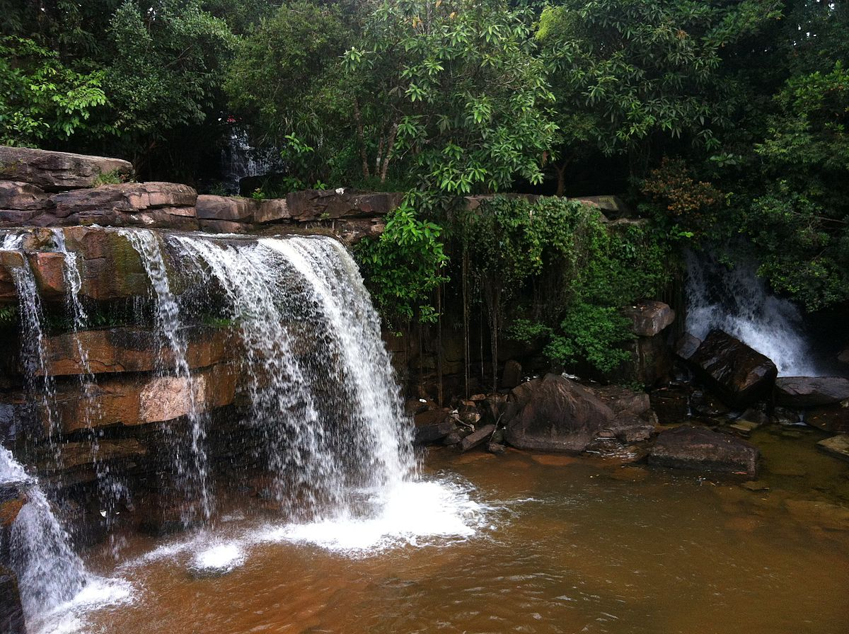 Kbal Chhay Waterfall Wikipedia