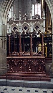 Grablege König Kasimirs II. in Wawel