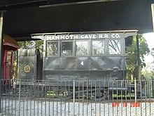 Mammoth Cave Railroad  Wikipedia