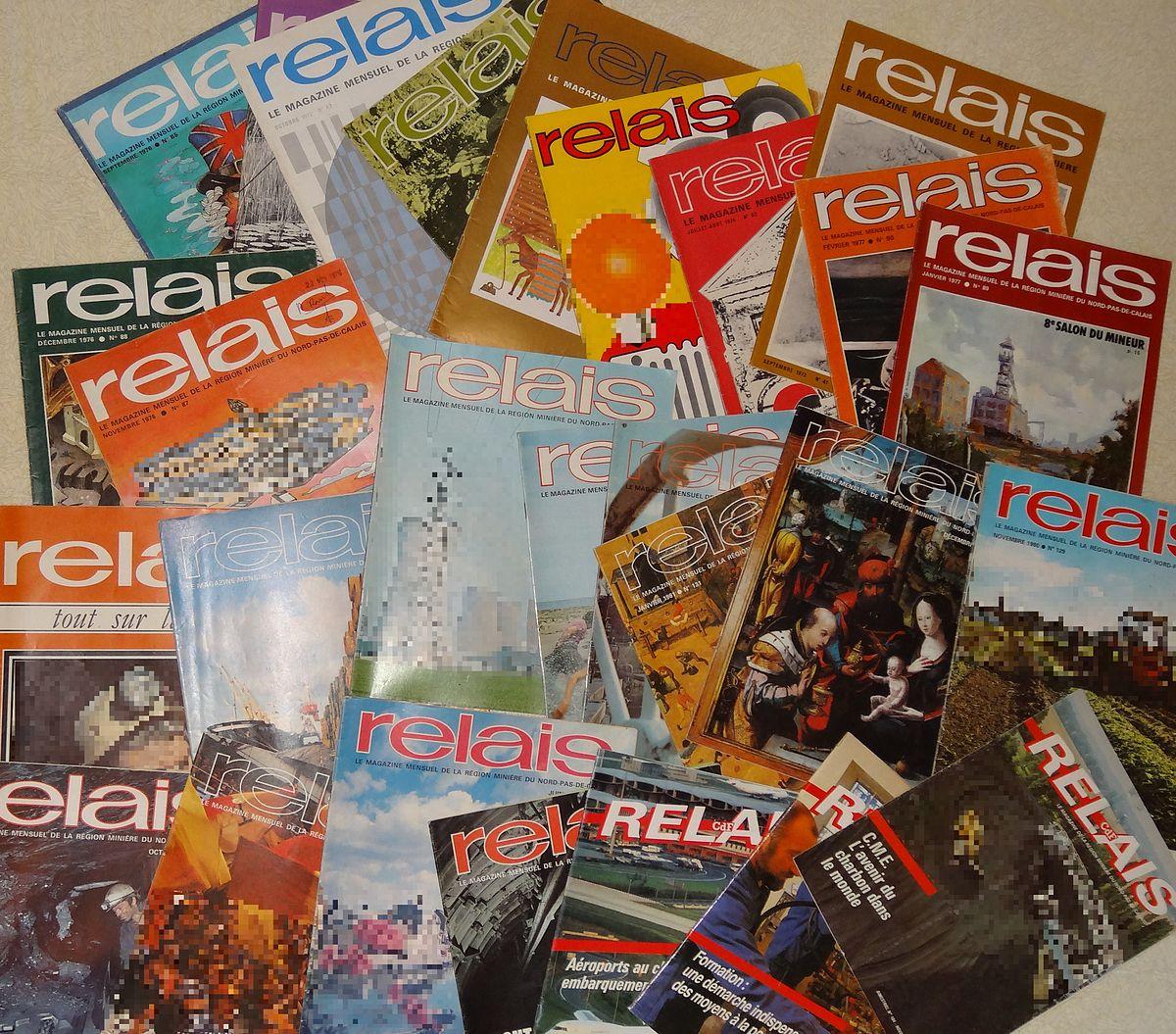Relais Magazine Wikipdia