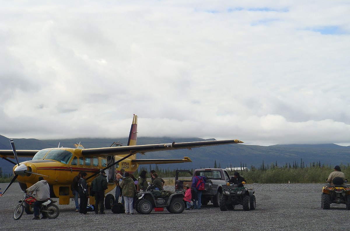 Arctic Village Airport Wikipedia
