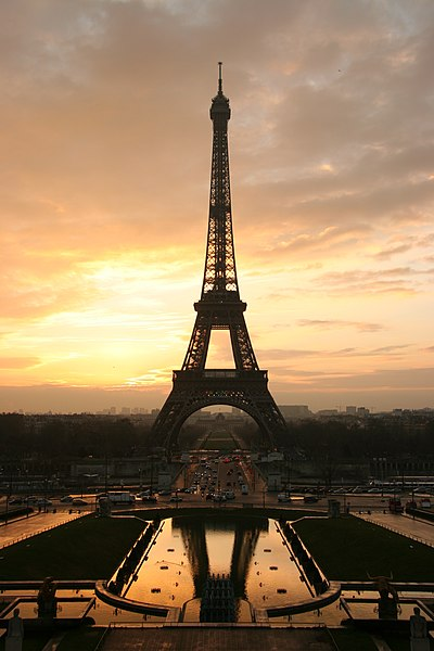 Free picture of Eiffel Tower
