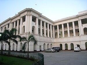 Western Court, Delhi, India. Architect R. J. R...