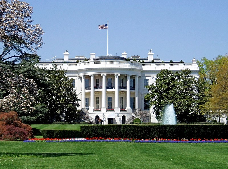 White House South Facade