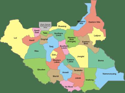 States of South Sudan - Wikipedia