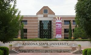 Fletcher Library, Arizona State University
