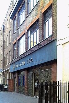 Studios De Lane Lea Wikipdia