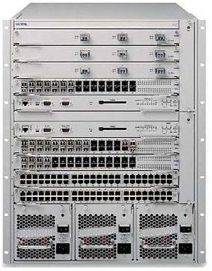 English: Avaya ERS 8600.