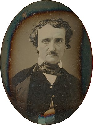 English: Edgar Allan Poe.