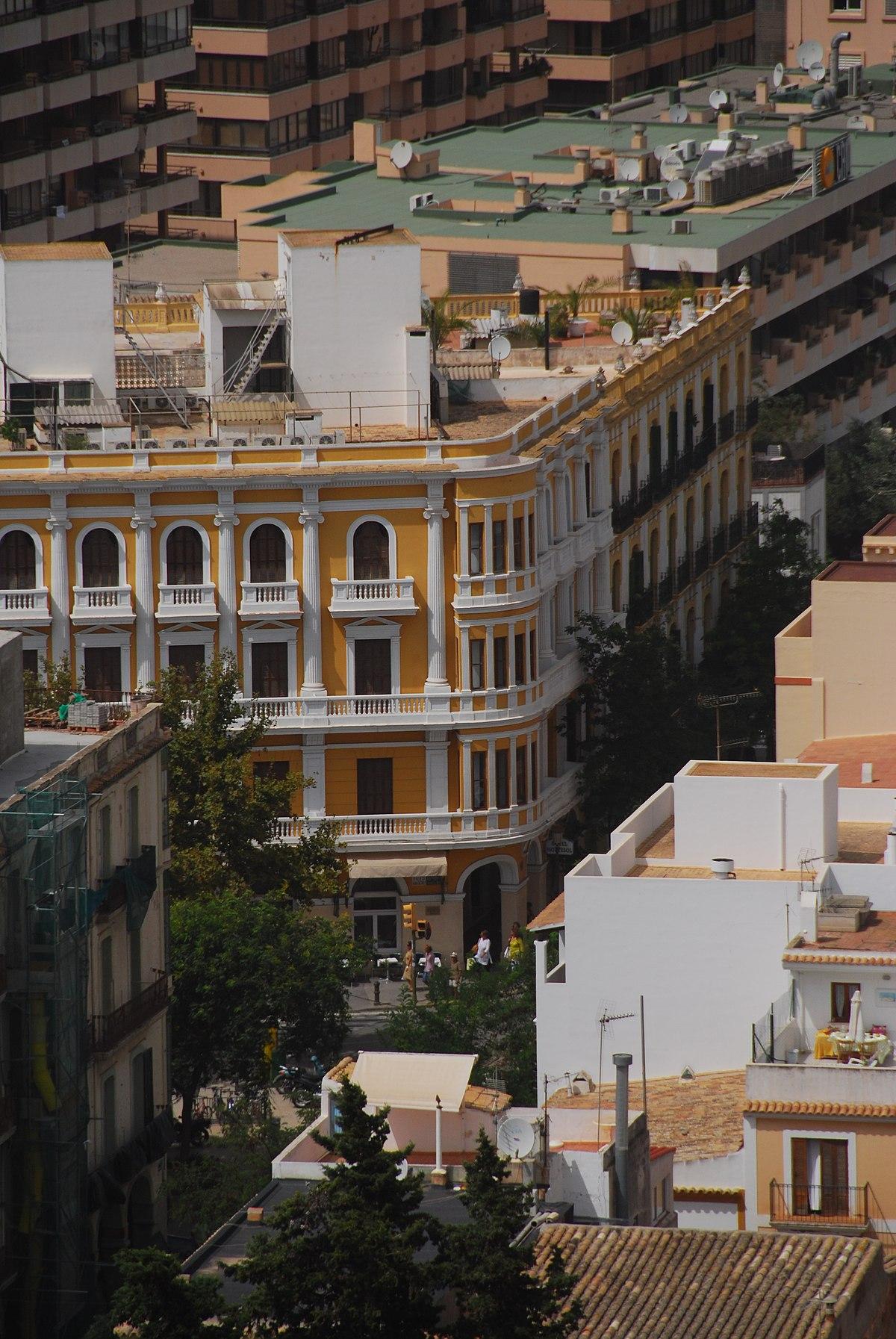 Gran Hotel Montesol Ibiza Wikipedia