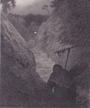 File:Kittelsen - Die Pest kommt - 1900.jpeg