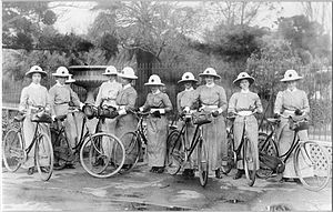First District Nurses in Melbourne