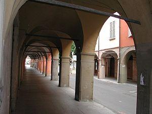 Reggio Emilia portici