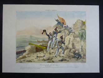 Rendicion de Ciudad Rodrigo (Espana) 1812