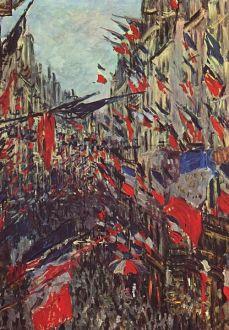Rue Saint-Denis- Festivités du 30 Juin 1878