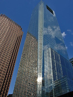 Comcast Center, the headquarters of Comcast - ...
