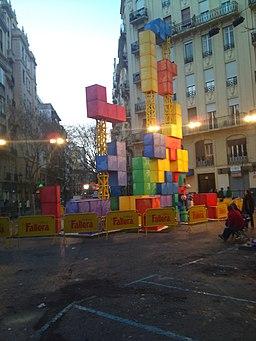 Falla Tetris
