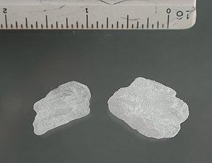 Crystal methamphetamine